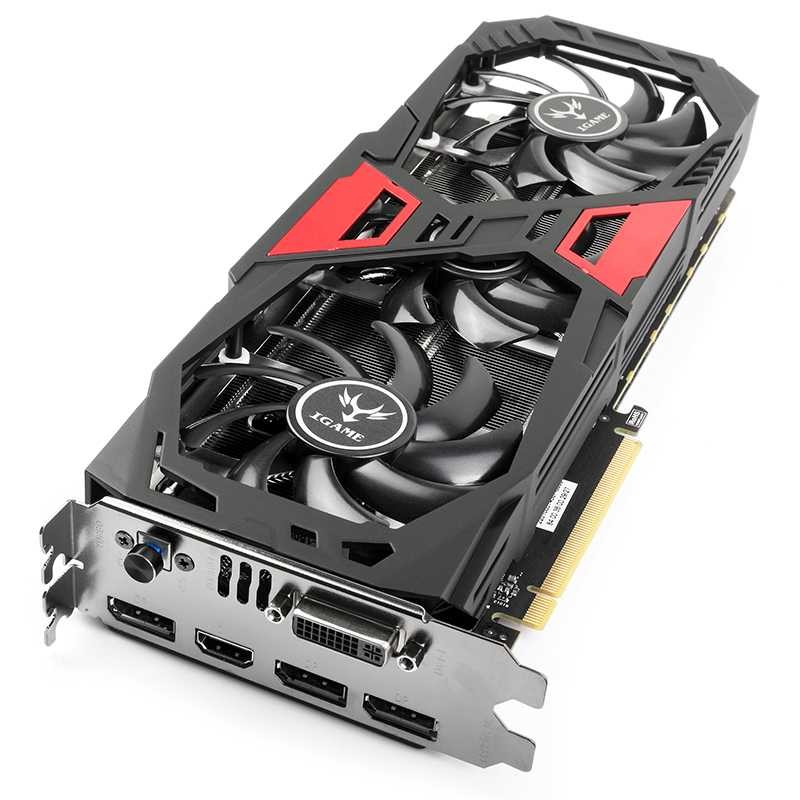 Colorful iGame980Ti-6GD5 Ymir-Top