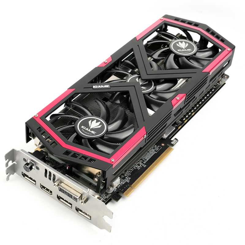 Colorful iGame980Ti-6GD5 V2