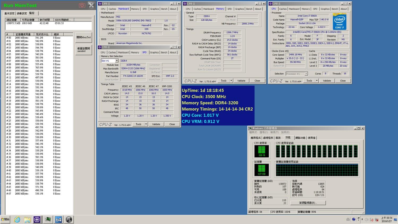 128GB-Kit im Einsatz
