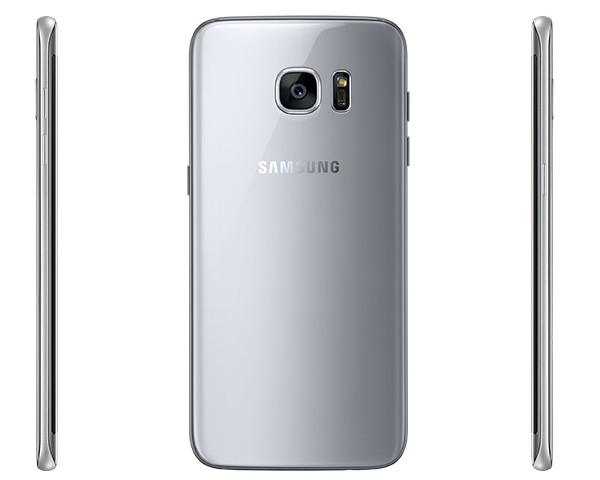 Galaxy S7 edge Rücken & Seiten