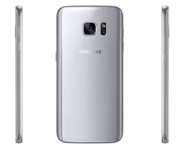 Galaxy S7 Rücken & Seiten