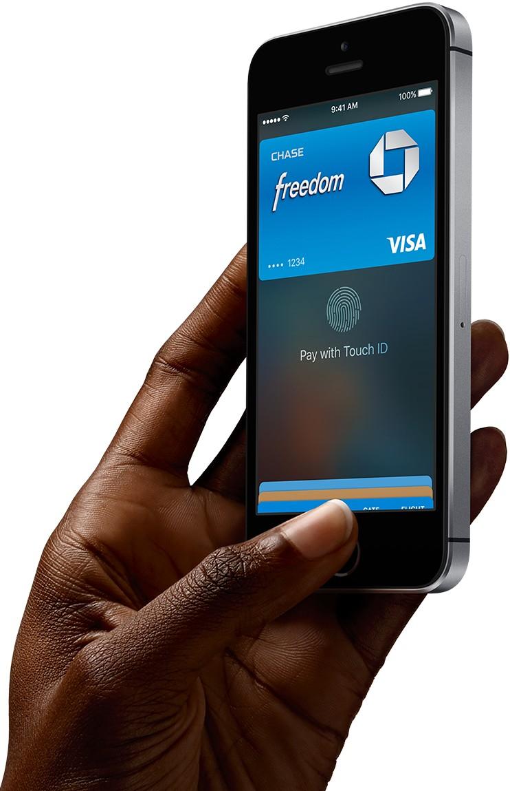 Unterstützt Apple Pay