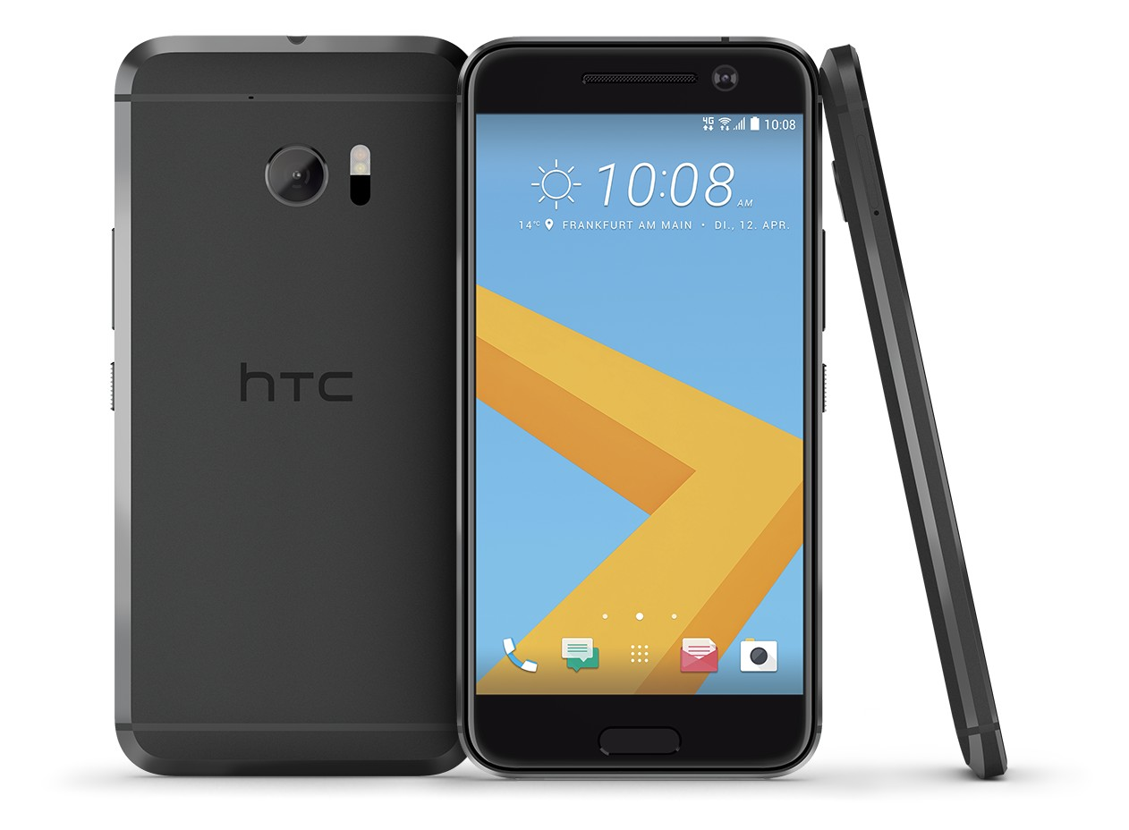 HTC 10 in Carbon Grey