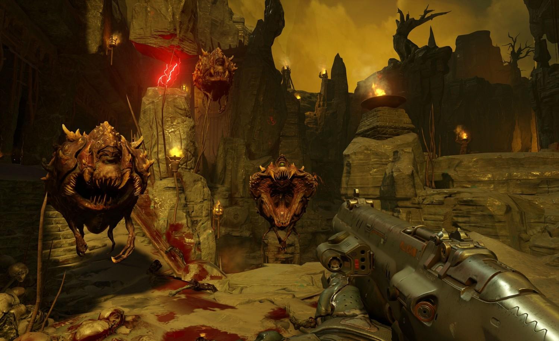 Doom Screenshots