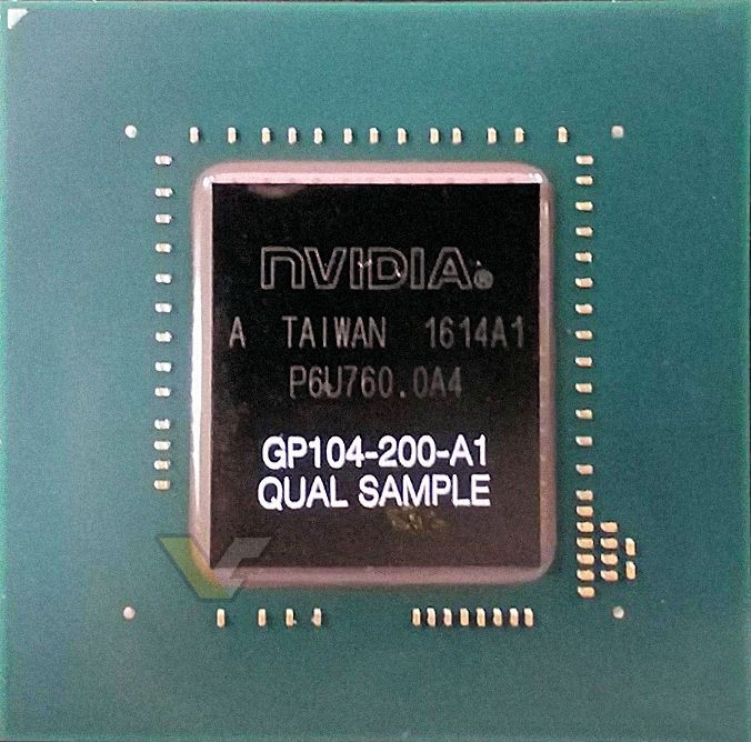 GP104-200 Grafikchip