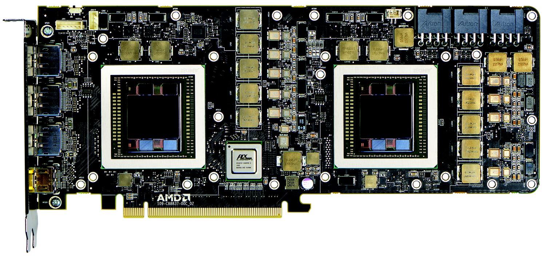 Radeon Pro Duo Platine