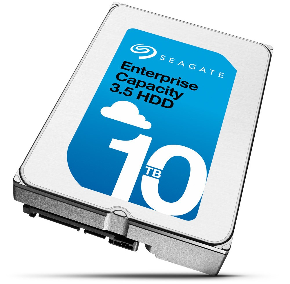 Seagate Enterprise Capacity 3,5 HDD