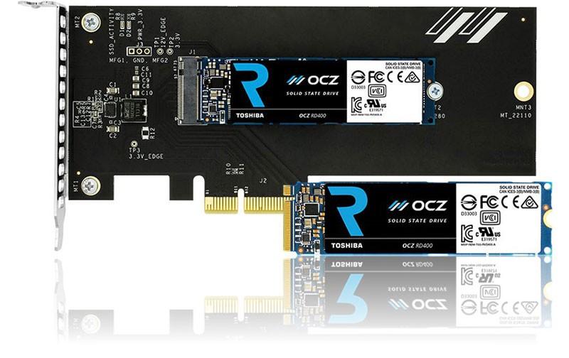 OCZ RD400 NVMe