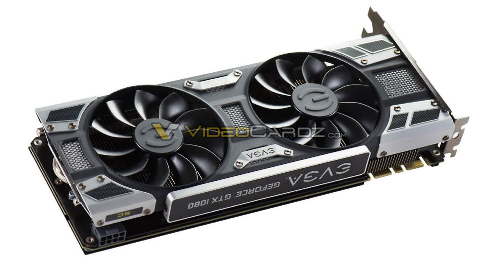 EVGA GeForce GTX 1080 Superclocked