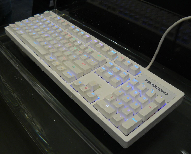 Tesoro Excalibur Spectrum