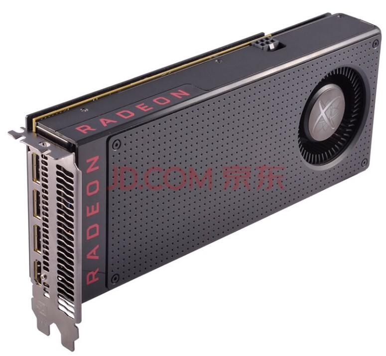 XFX Radeon RX 480