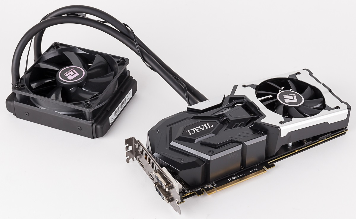 PowerColor Devil R9 390X