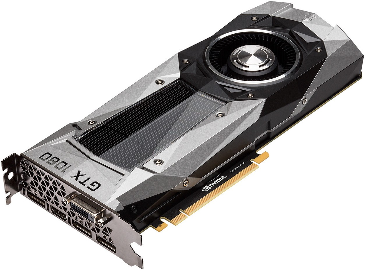 GeForce GTX 1080 Founder's Edition