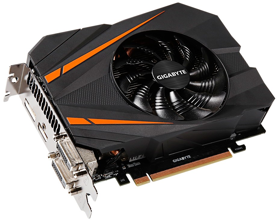 Gigabyte GeForce GTX 1070 Mini-IX OC