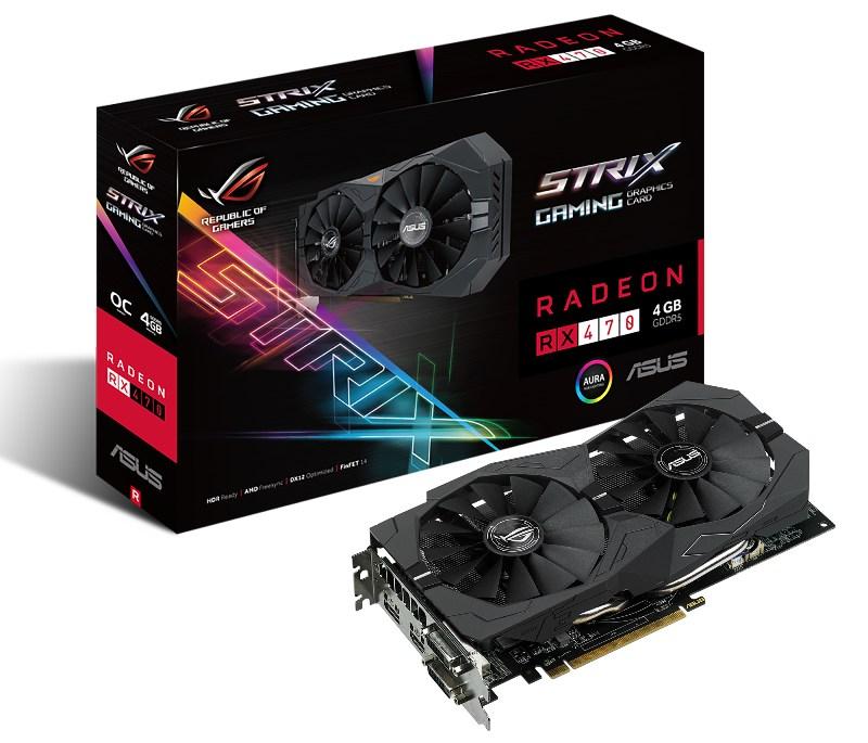 ASUS ROG Strix RX 470 OC