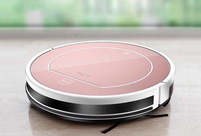 staubsauger roboter von ilife haier und xiaomi im angebot hartware. Black Bedroom Furniture Sets. Home Design Ideas
