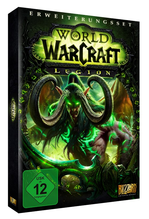 World of Warcraft Legion Standard Edition