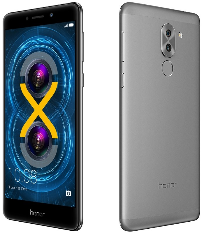 Honor 6X Grau