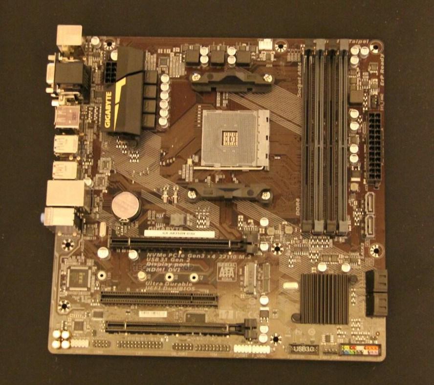 Gigabyte AB350-D3H