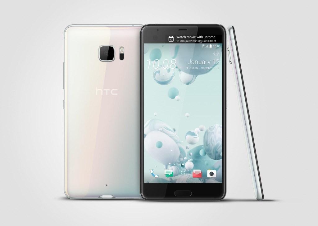HTC U Ultra (Silber)