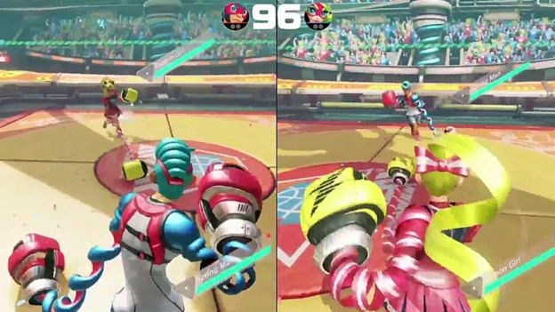 Arms (Boxing Game)