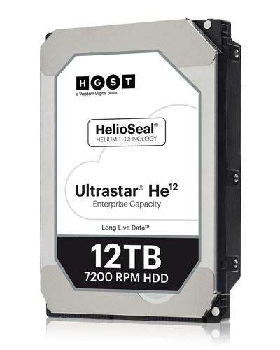 HGST Ultrastar HE12 mit 12TB