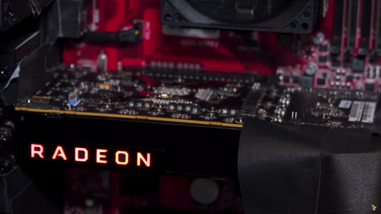 Radeon Vega Prototyp auf der CES