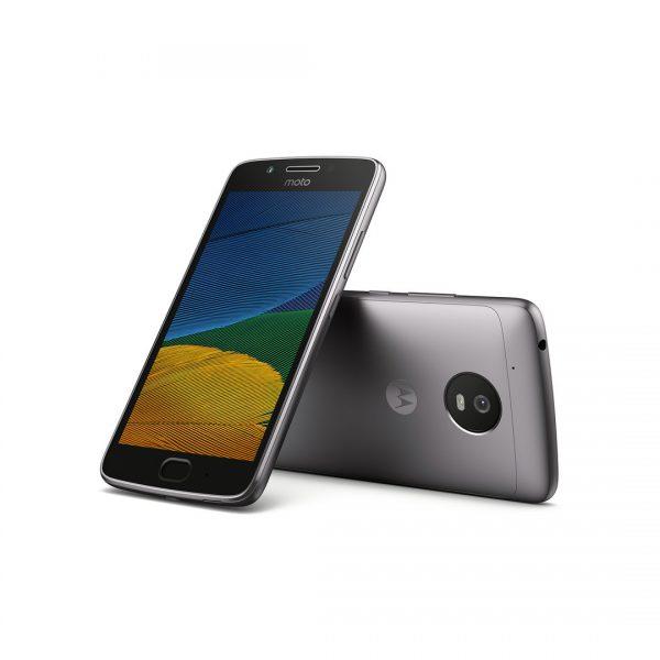 Lenovo Moto G5 (Bild: Lenovo)