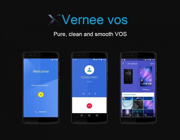 Vernee Apollo X VOS