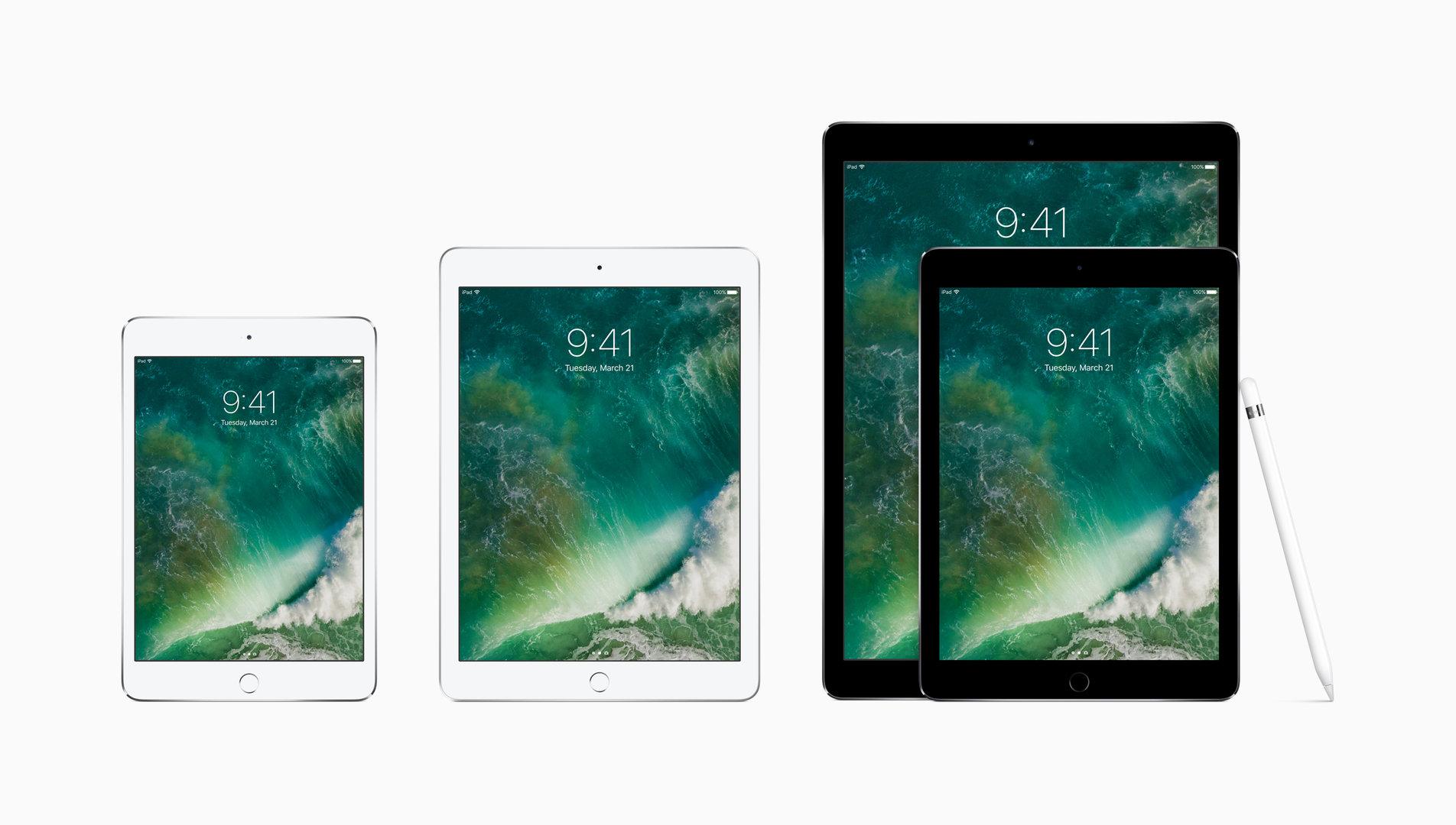 apple stellt neues ipad mit 9 7 zoll vor hartware. Black Bedroom Furniture Sets. Home Design Ideas