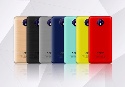 Cagabi One colors