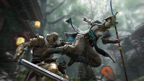 For Honor Screenshot Jump