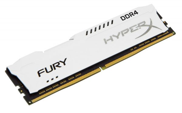 HyperX Fury DDR4 White