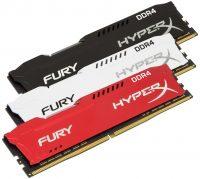 HyperX Fury DDR4 DIMM Serie