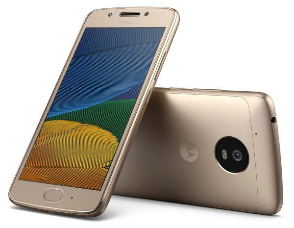 Lenovo Moto G5 Gold