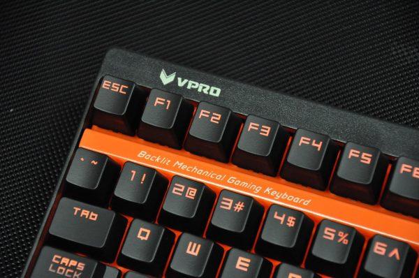Rapoo V500S Backlit