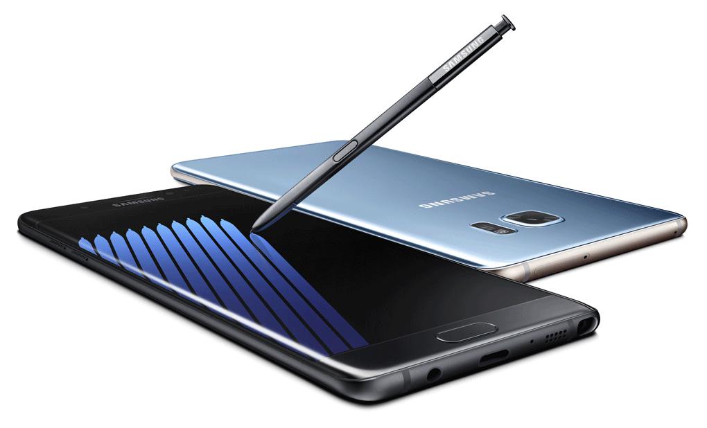 Samsung vergällt das Galaxy Note 7