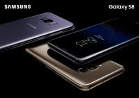 Samsung Galaxy S8 design