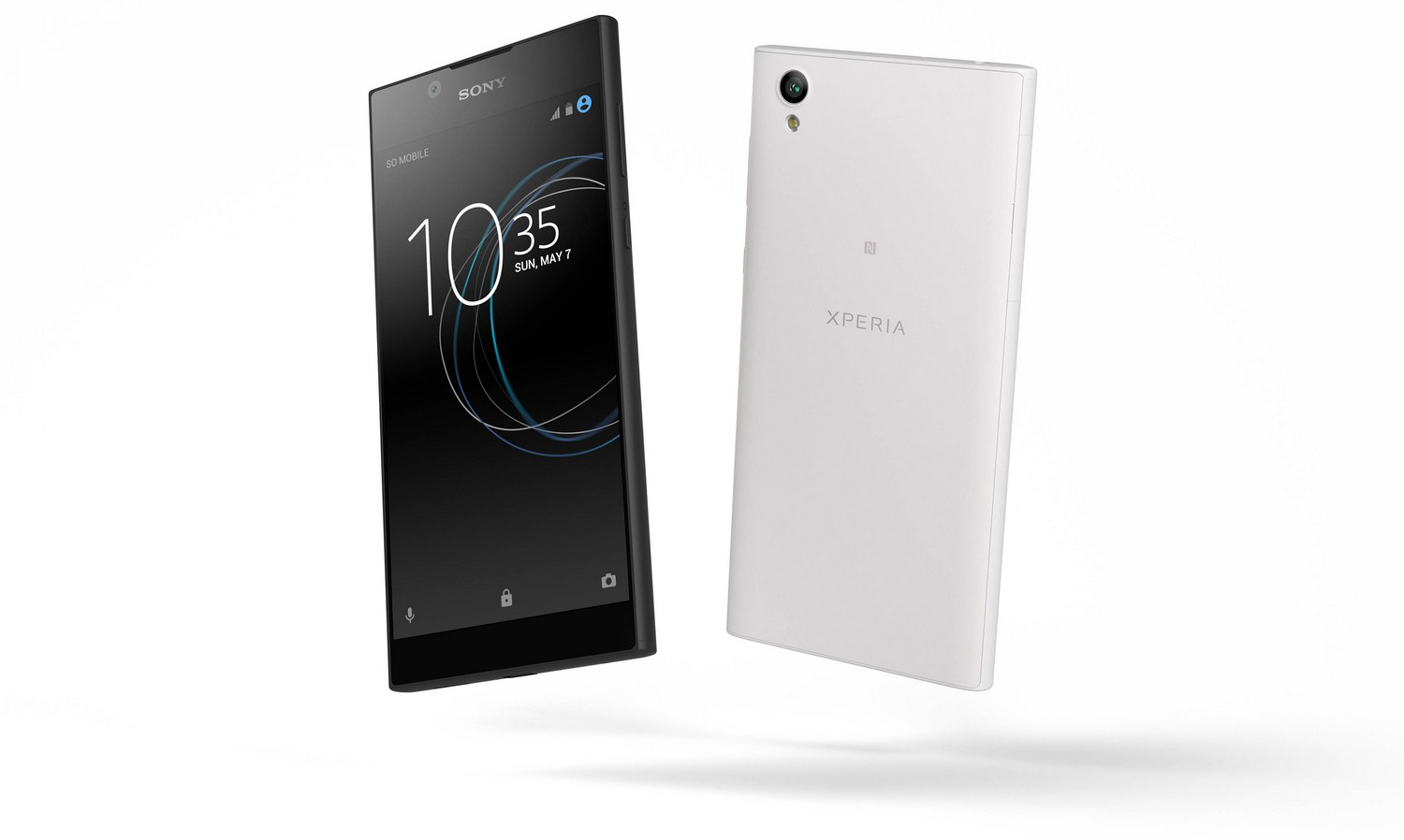das xperia l1 die neue einstiegsklasse von sony hartware. Black Bedroom Furniture Sets. Home Design Ideas