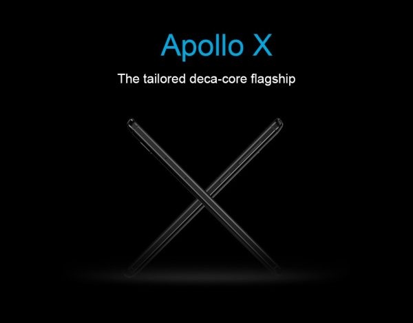 Vernee Apollo X flagship
