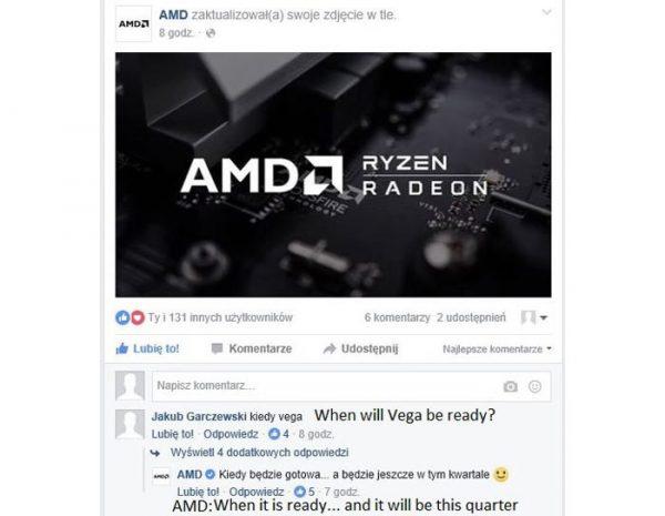 AMD Polska Facebook