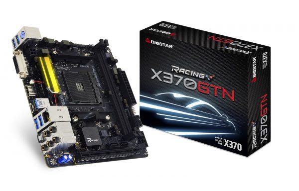 Biostar Racing X370GTN Box
