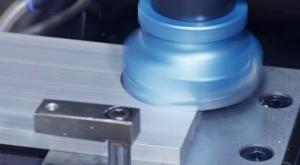 Completely CNC processed