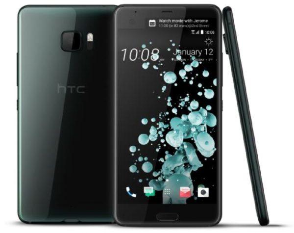 HTC U Ultra Saphir