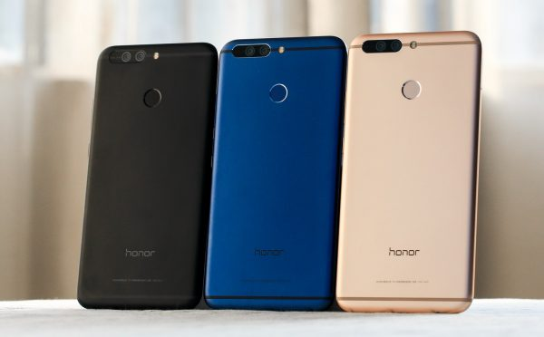 Honor 8 Pro Back