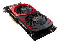 MSI GeForce GTX 1080 Gaming X+ 8G