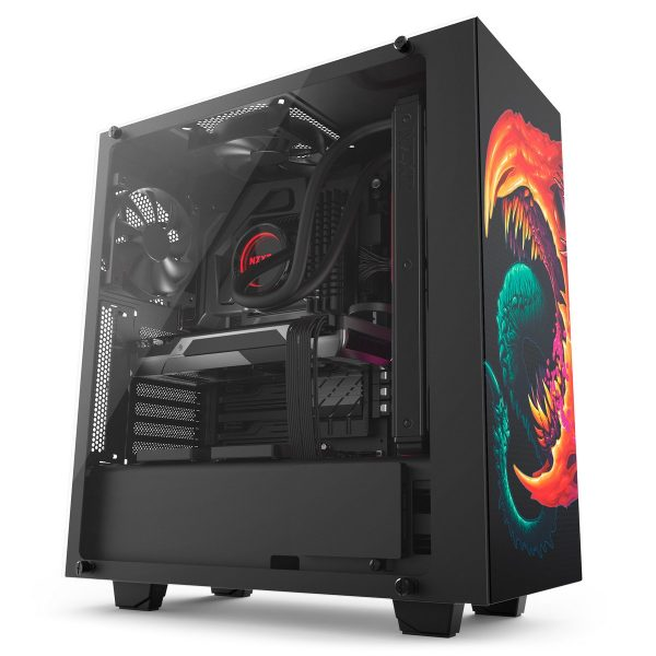 NZXT S340 Elite Hyper Beast Limited Edition System