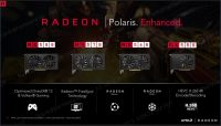Polaris Enhanced Radeon RX 500 series