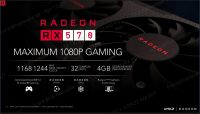 Radeon RX 570 overview