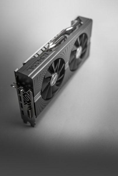 SAPPHIRE NITRO+ Radeon RX 580 Limited Edition